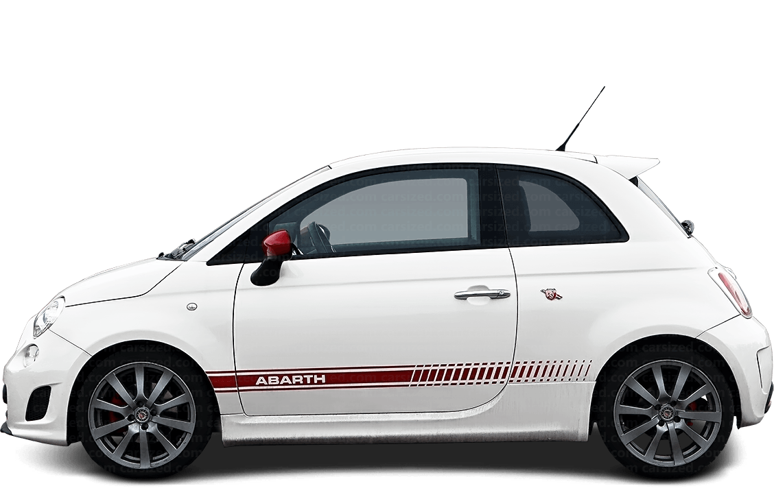 Abarth 500 3-door Hatchback  2008 - 2016