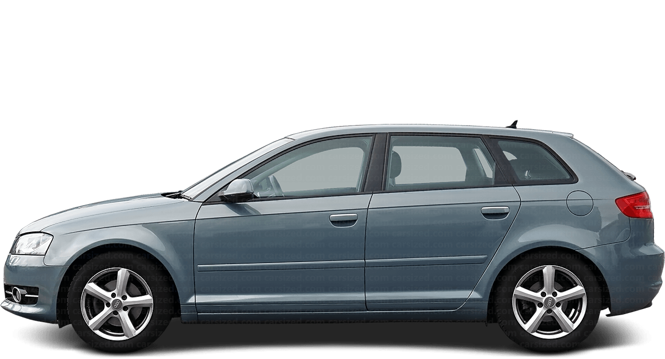Audi A3 5-door Hatchback  2003 - 2013