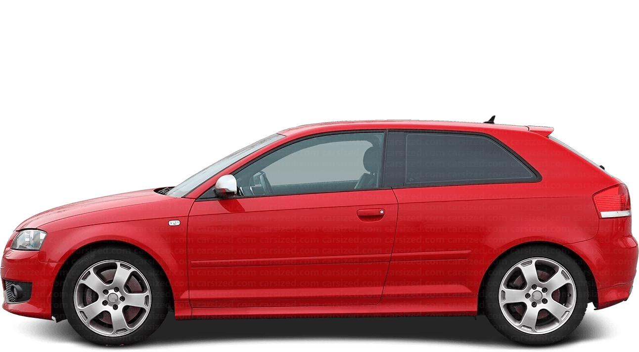 Audi A3 3-door Hatchback  2003 - 2013