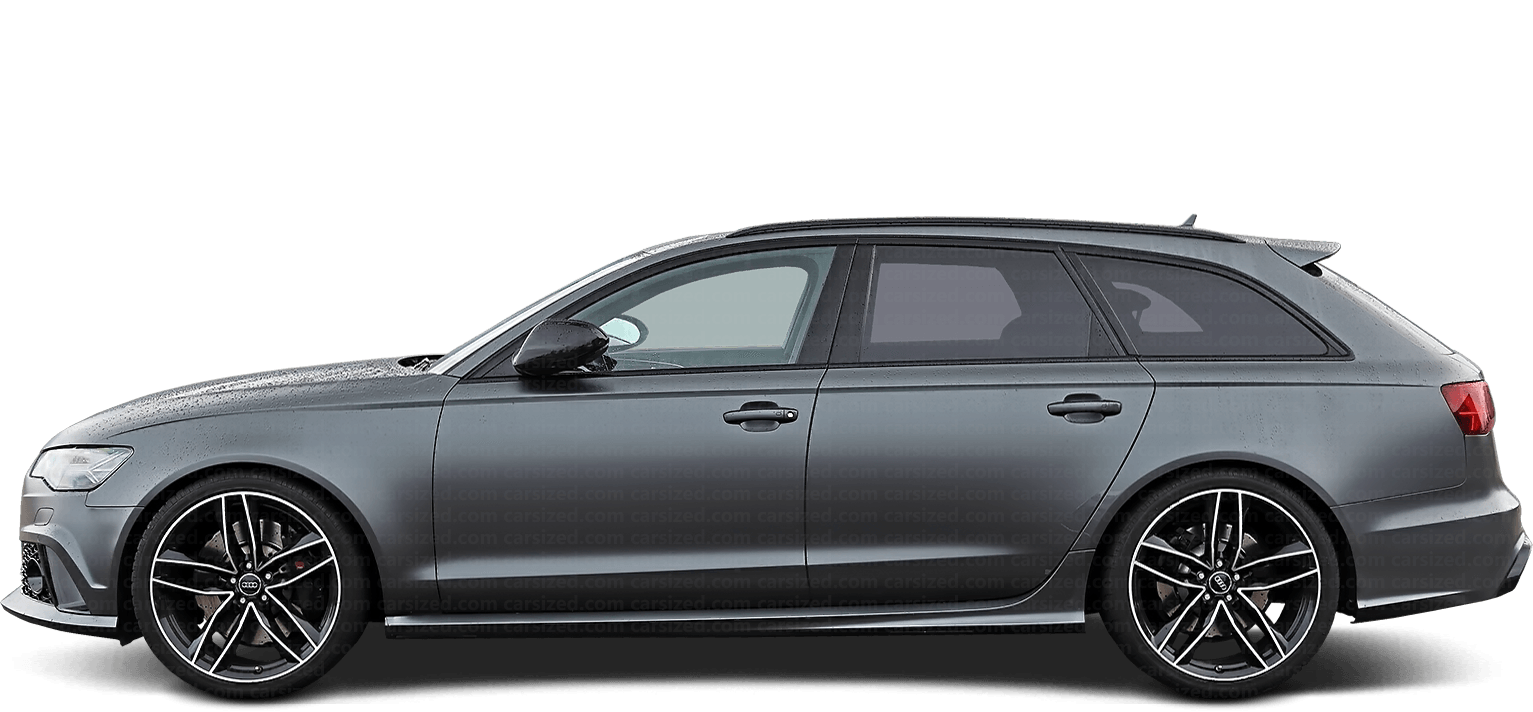 Audi A6 Estate RS6 2013 - 2018