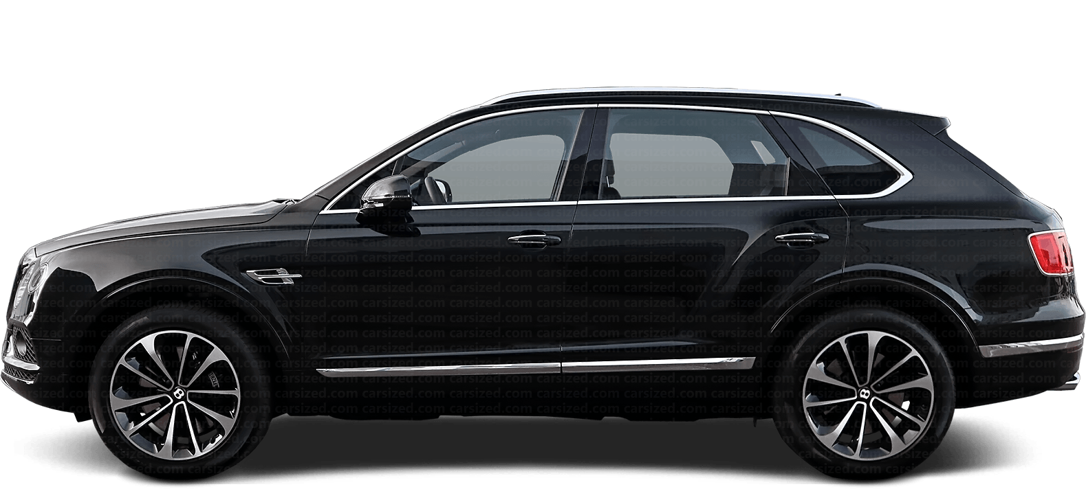 Bentley Bentayga SUV 2015-2020