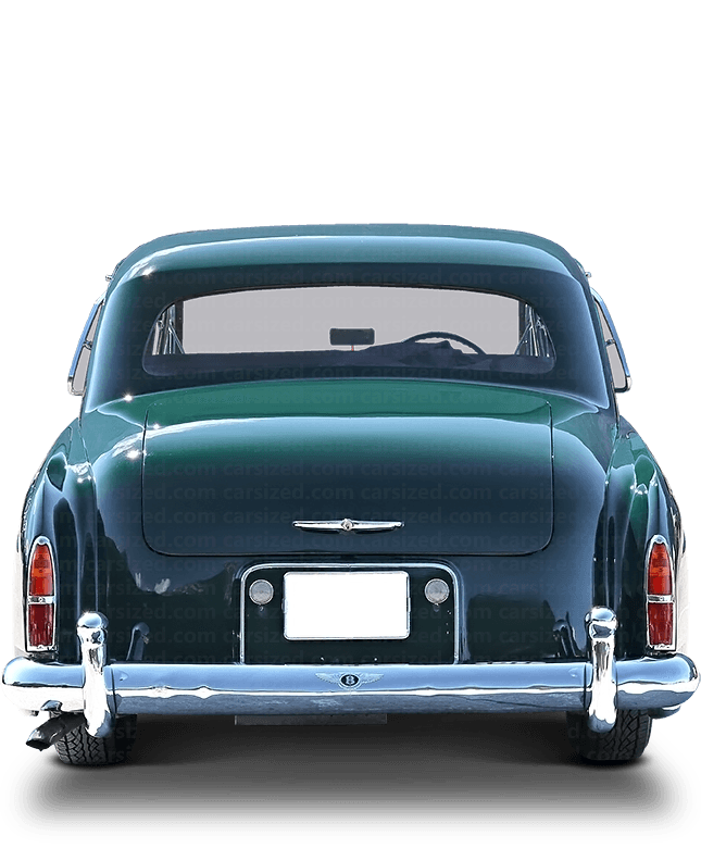 Bentley Continental Flying Spur セダン 1959-1962