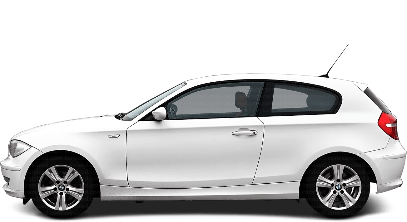 BMW 1 Hatchback 2007-2011