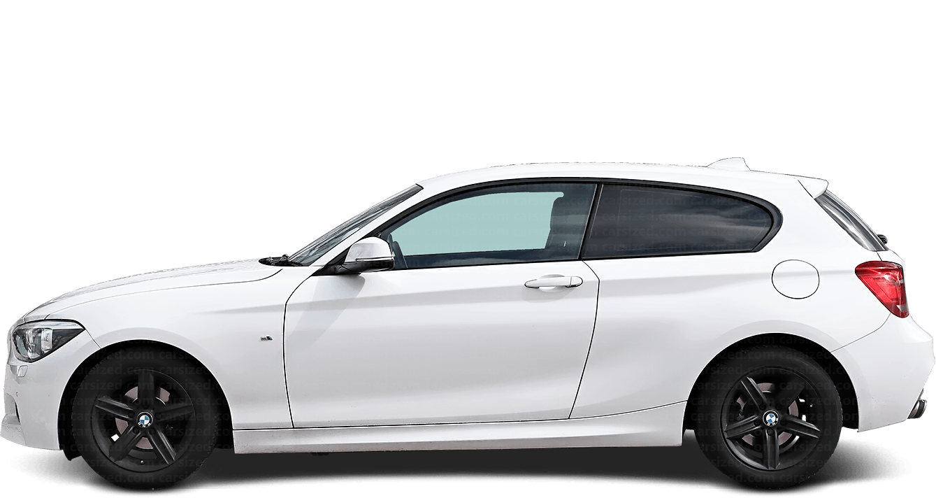 BMW 1 Series 3-door Hatchback  2011 - present