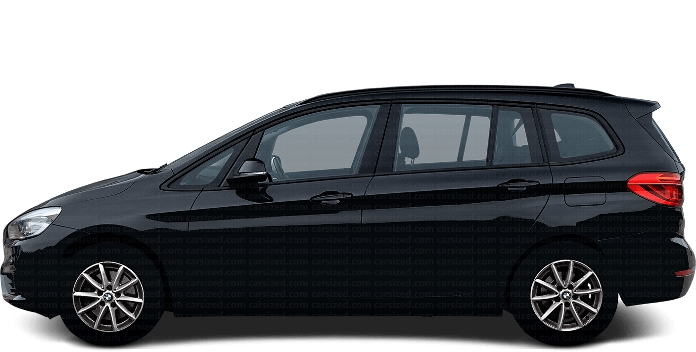 BMW 2 Series 5-door Minivan LWB  2014 - 2018