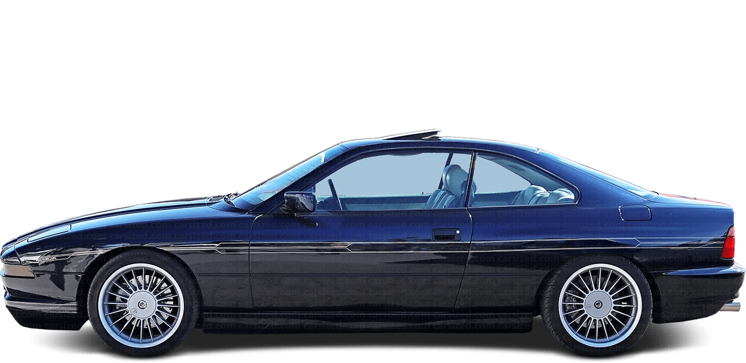 BMW 8 Series Coupé  1990 - 1999