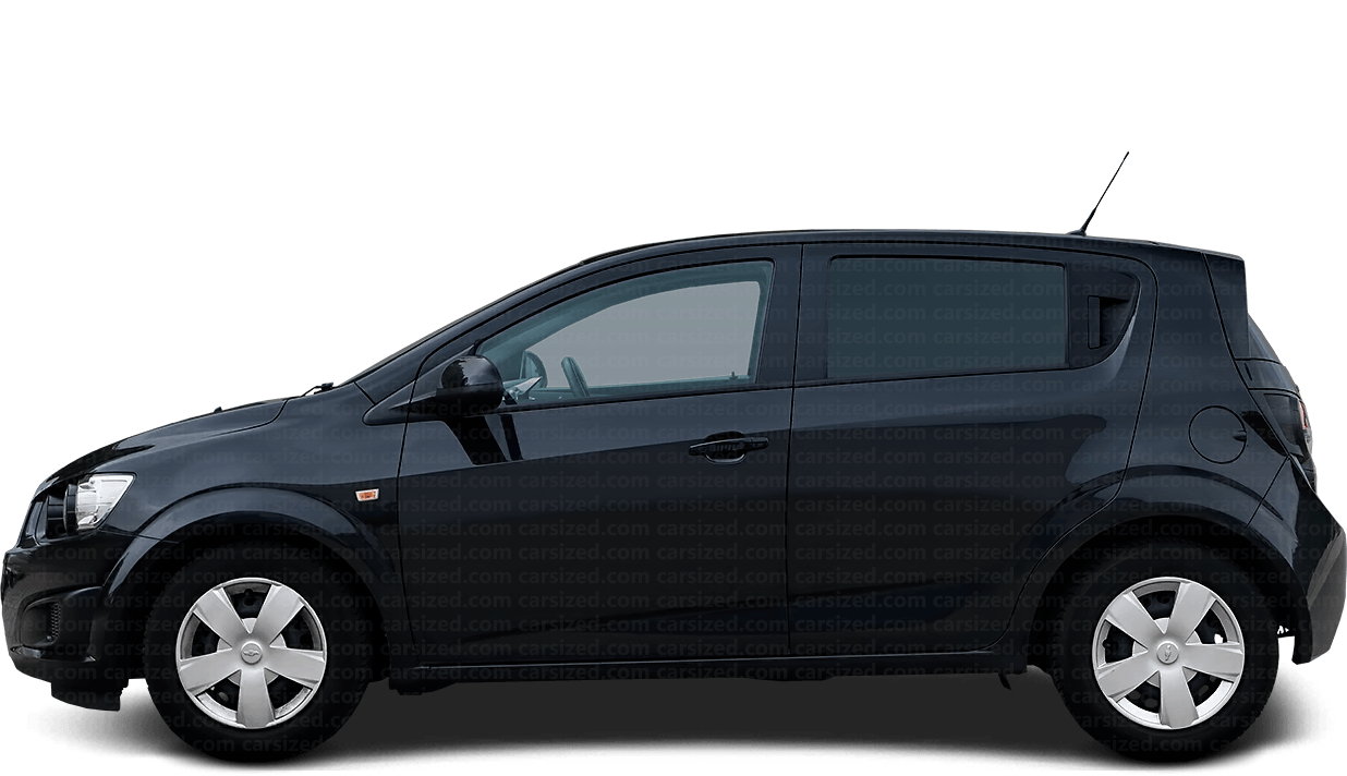 Chevrolet Aveo 5-door Hatchback  2011 - present