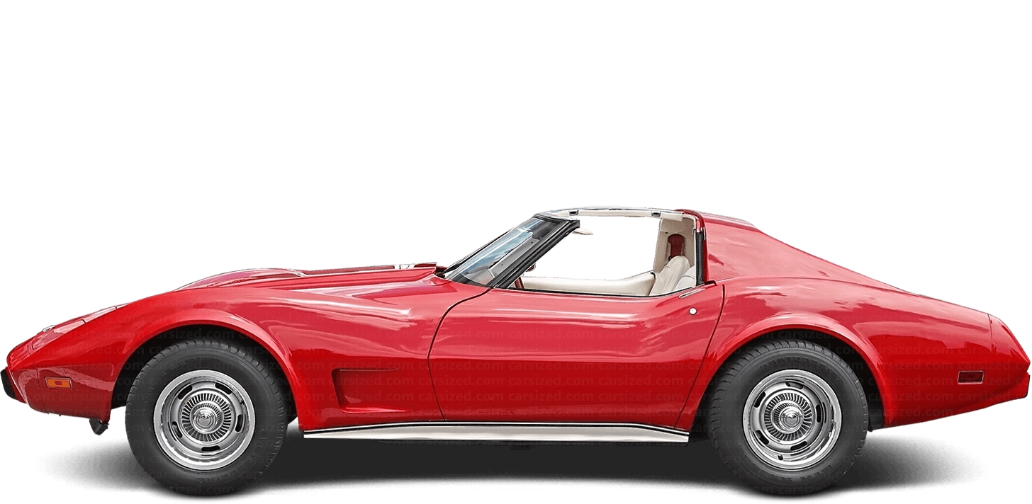 Chevrolet Corvette coupé 1967-1981