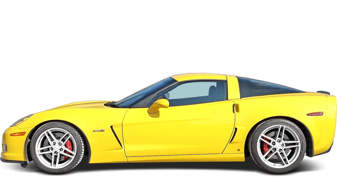 Chevrolet Corvette coupé 2004-2013