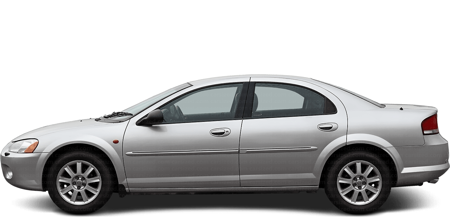 Chrysler Sebring Sedan 2000-2003
