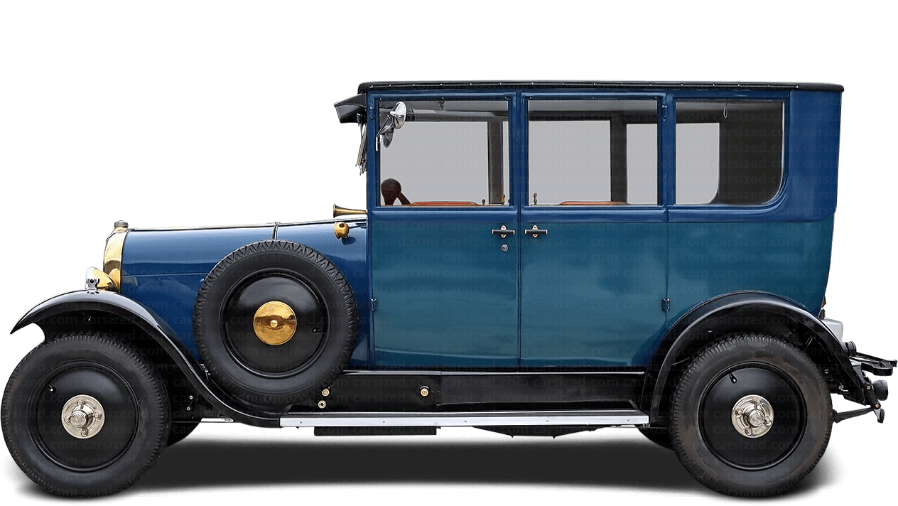 Citroën B14 Sedan 1926-1928