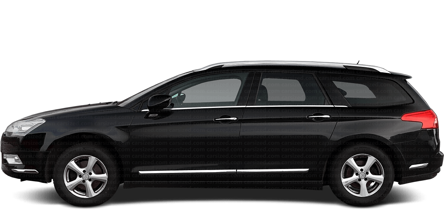 Citroën C5 Estate 2007-2017