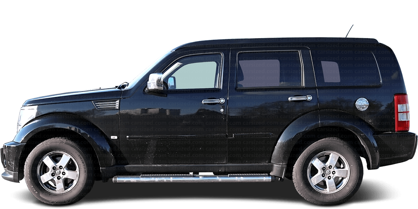 Dodge Nitro 5-door SUV  2006 - 2011