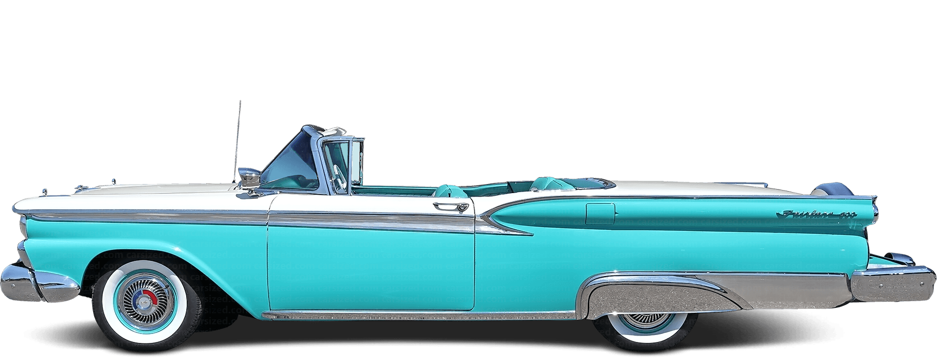 Ford Fairlane 500 Skyliner Cabriolet 1957-1959