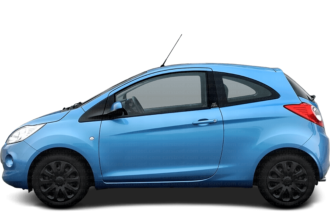Ford Ka Hatchback 2008-2016