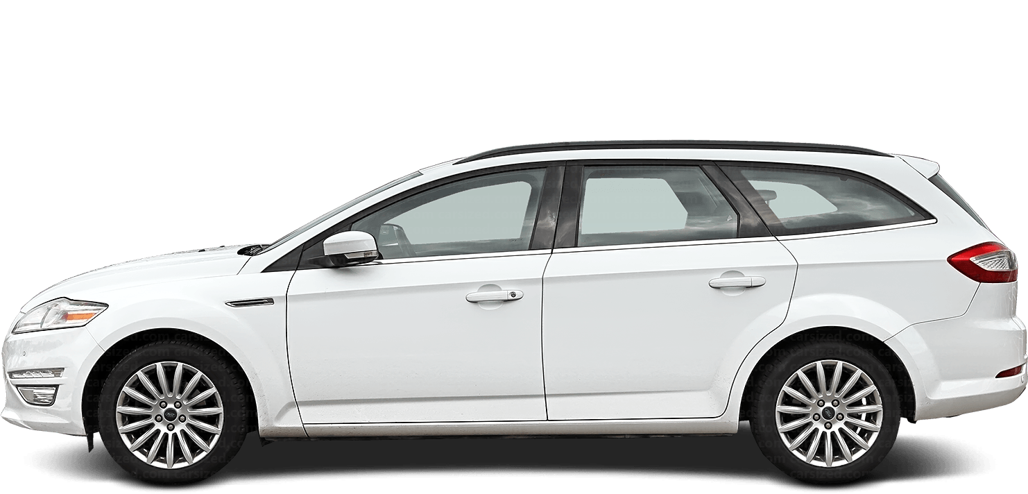 Ford Mondeo 5-door Estate  2007 - 2014
