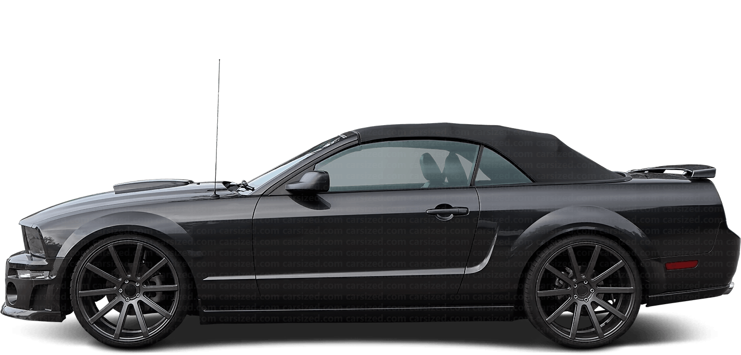 Ford Mustang Cabriolet 2004-2009