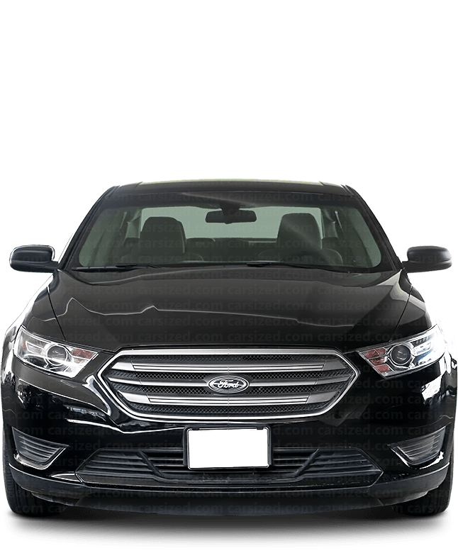 Ford Taurus Limousine 2009-heute Frontansicht