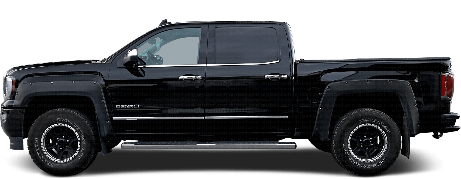 GMC Sierra Pick-up 2015-2018