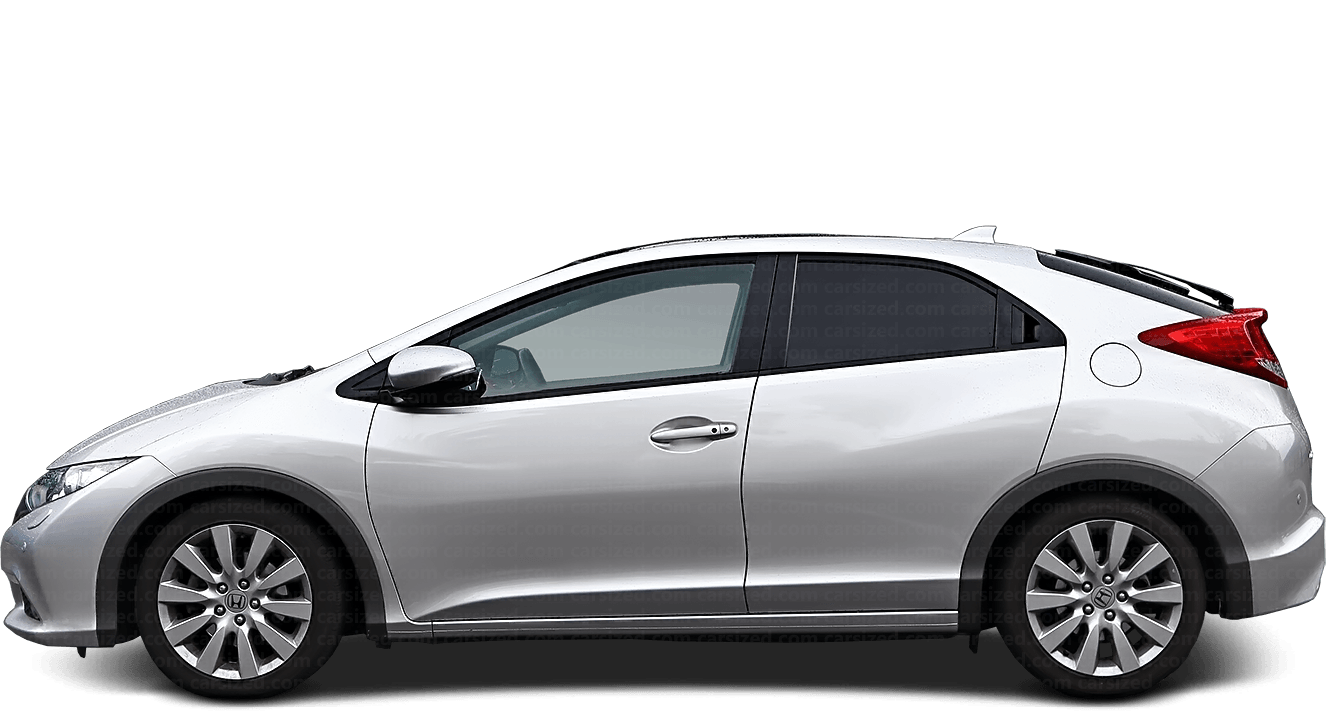 Honda Civic Hatchback 2011-2017
