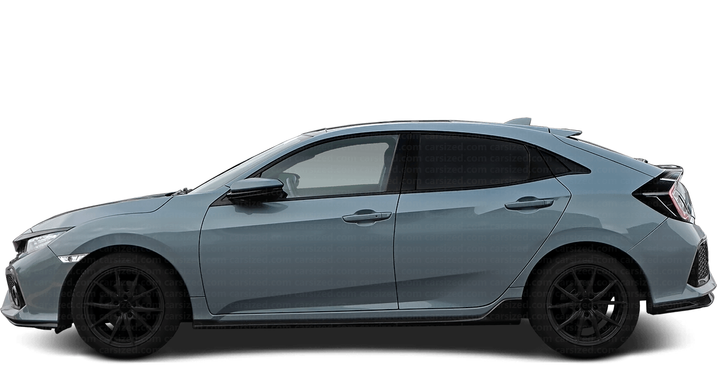 Honda Civic Hatchback 2016-present
