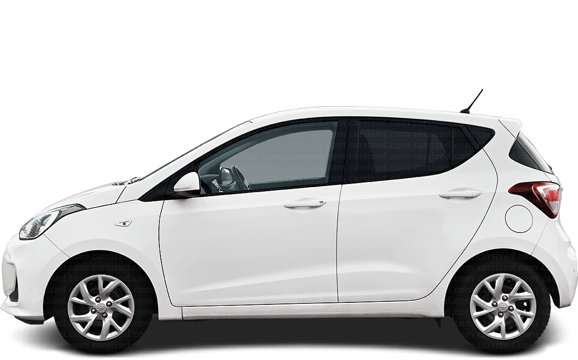 Hyundai i10 5-door Hatchback  2017 - 2019