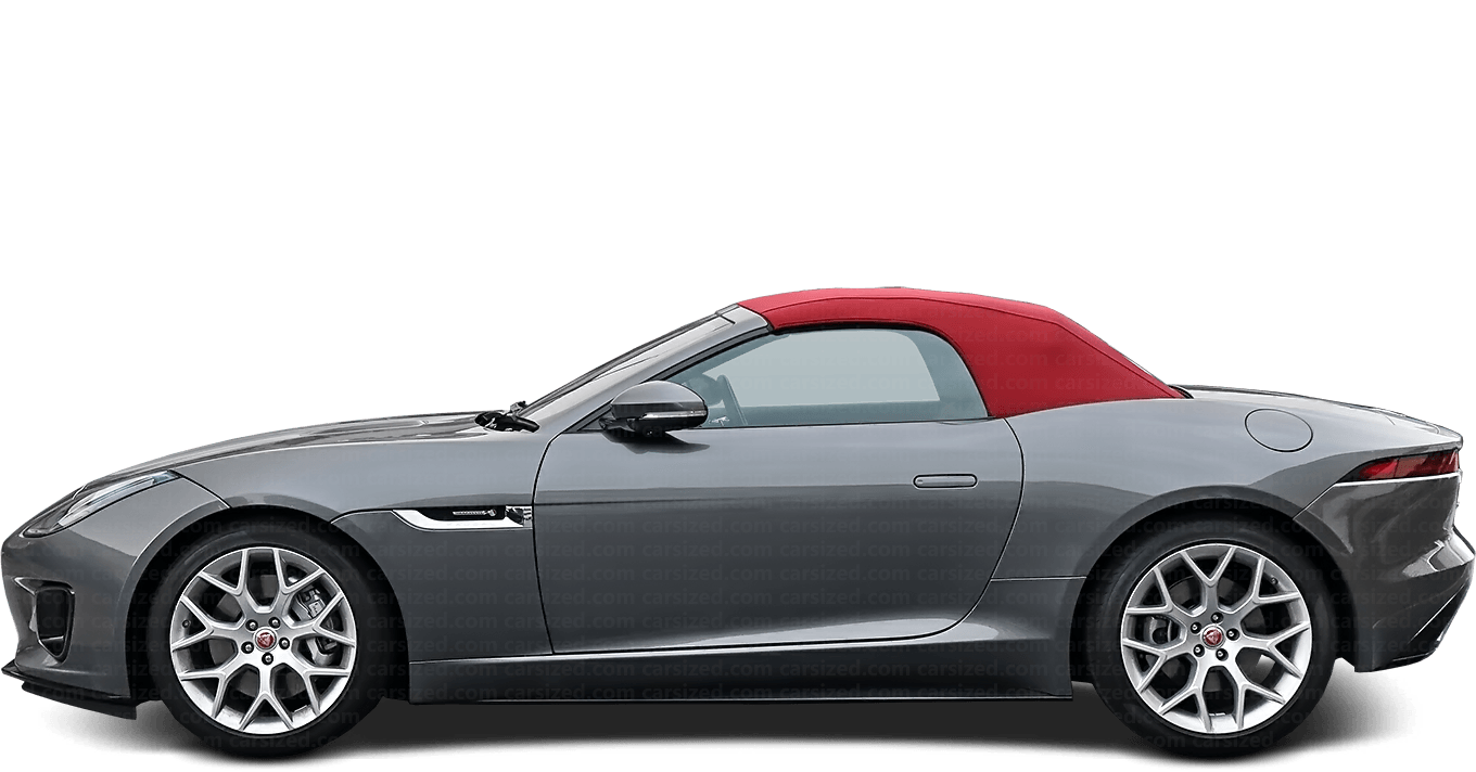 Jaguar F-Type Roadster 2013-present