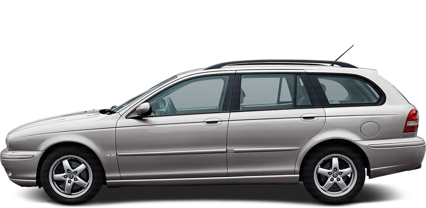 Jaguar X-Type Estate 2001-2007