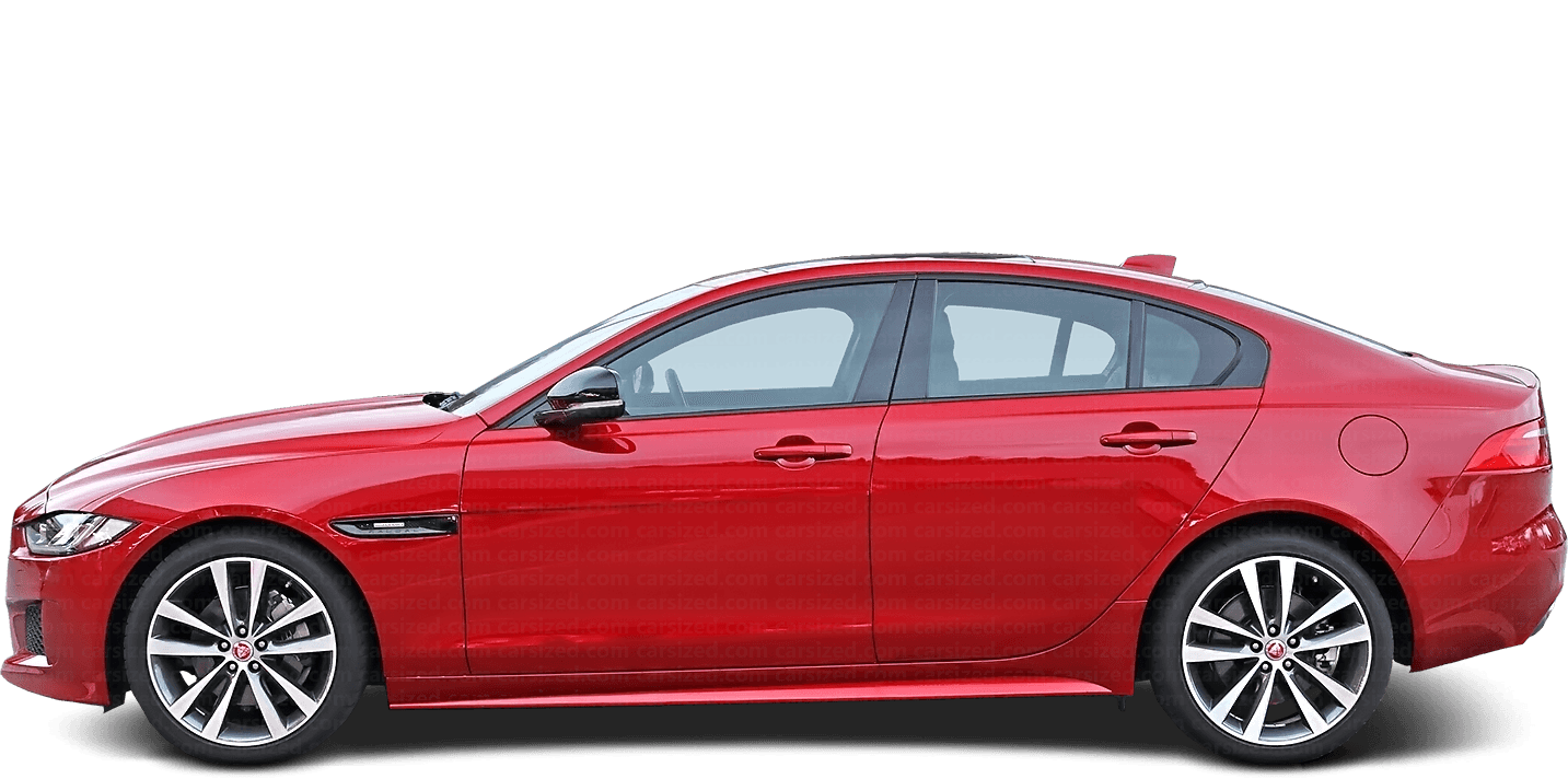 Jaguar XE Sedan 2015-present