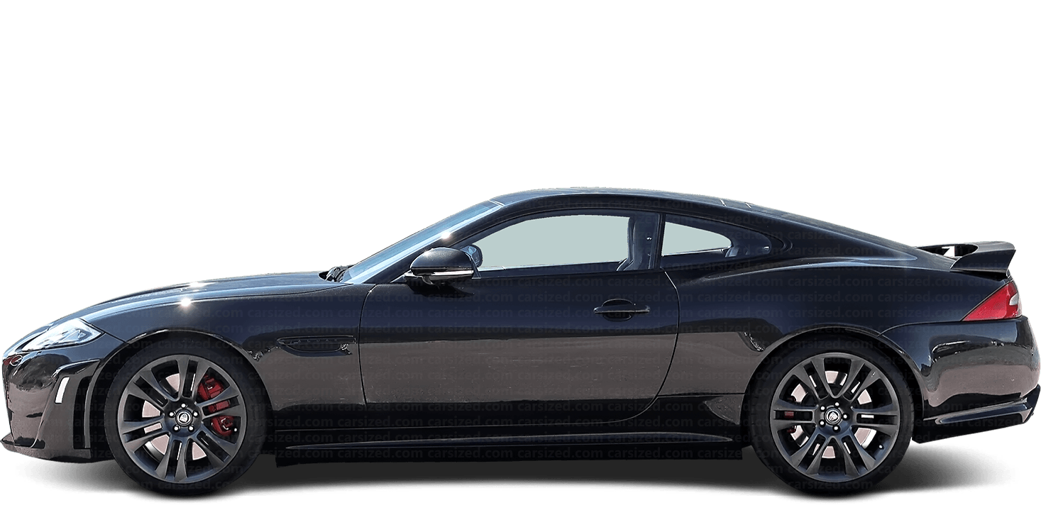 Jaguar XK coupé 2006-2014