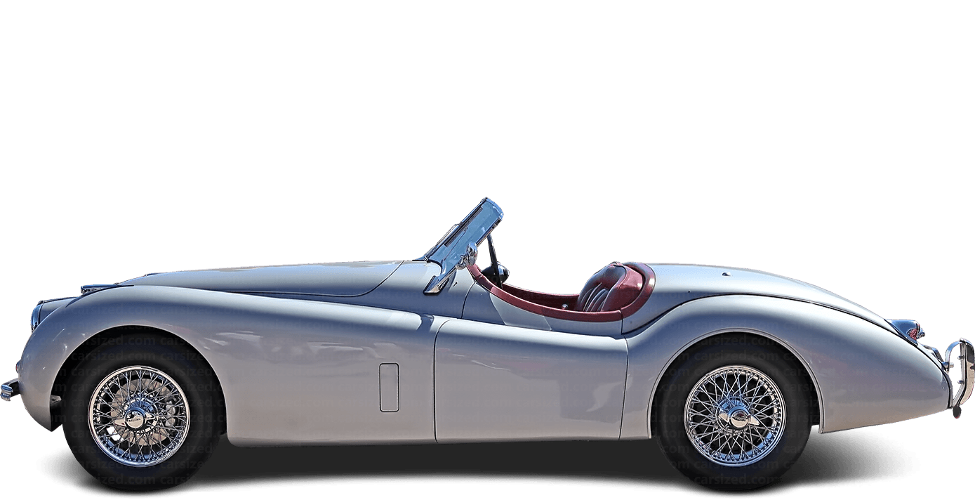 Jaguar XK120 Roadster  1948 - 1954