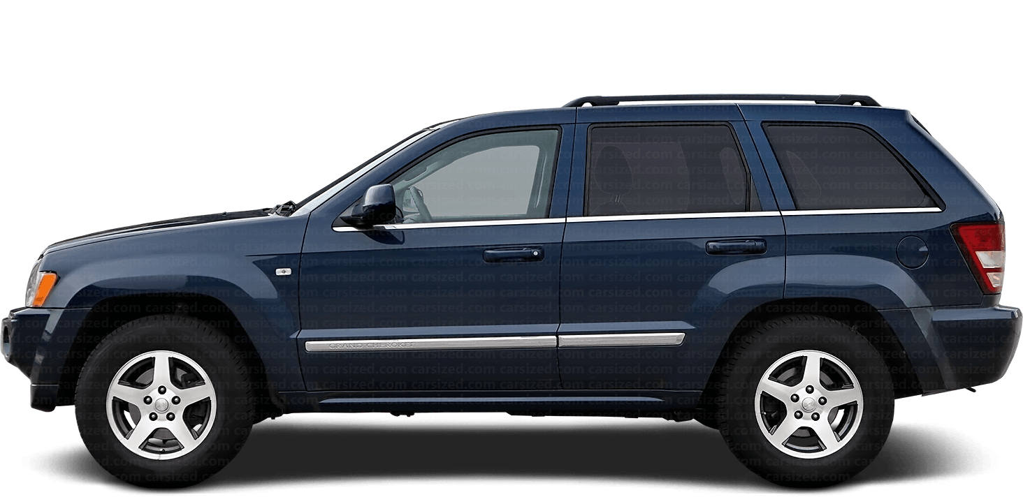 Jeep Grand Cherokee SUV 2004-2007