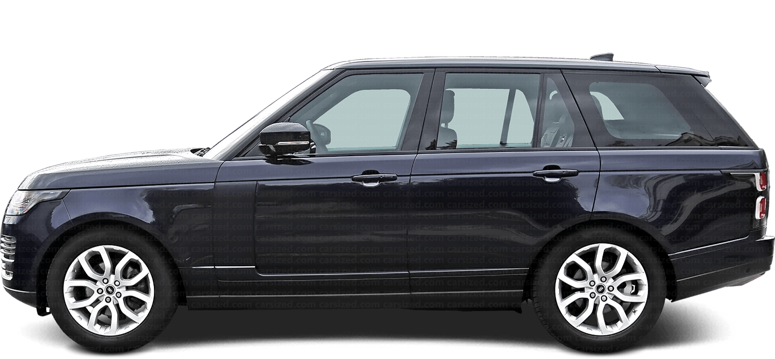 Land Rover Range Rover SUV 2012-present Side View