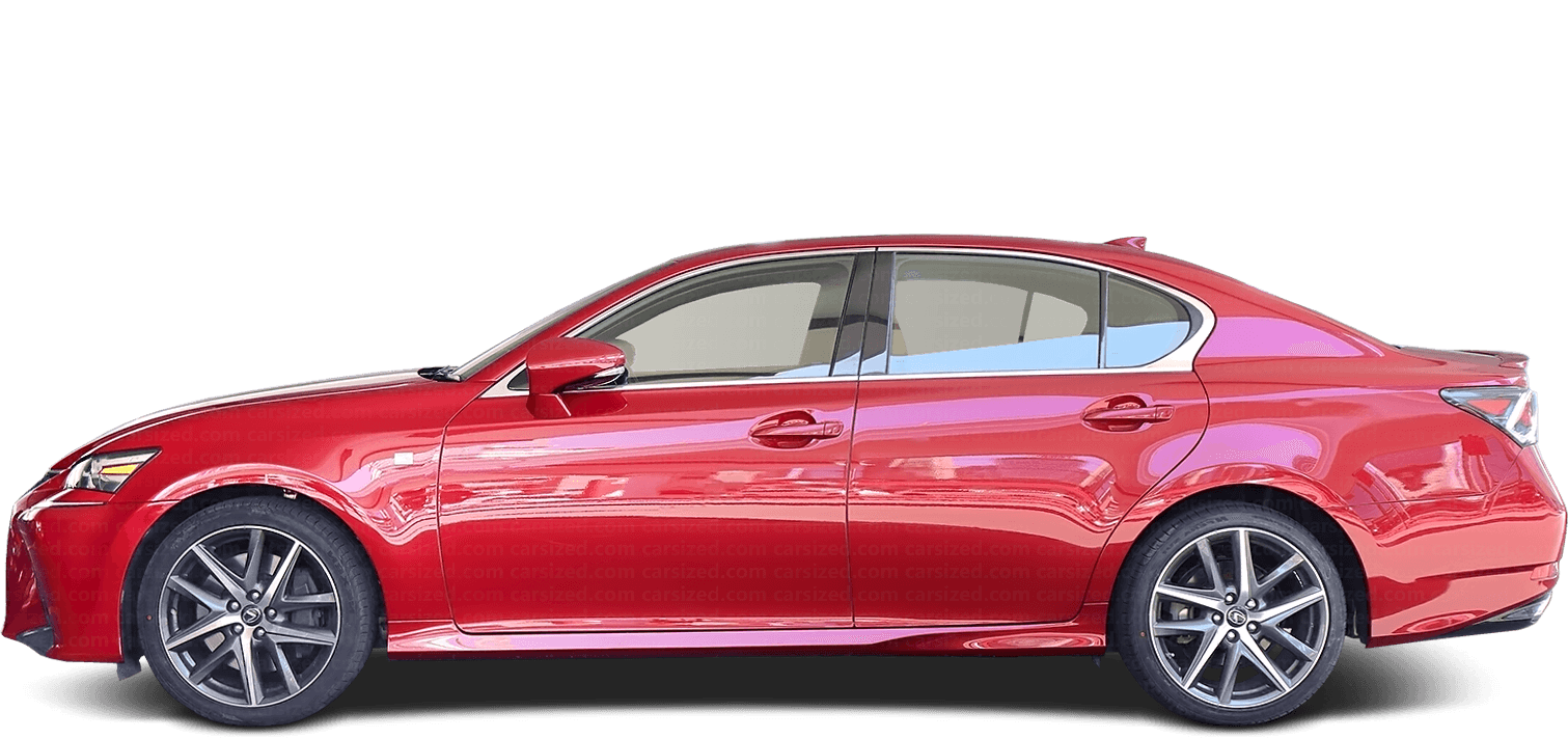 Lexus GS Sedan 2011-present