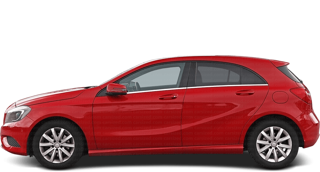 Mercedes-Benz A Hatchback 2012-2018