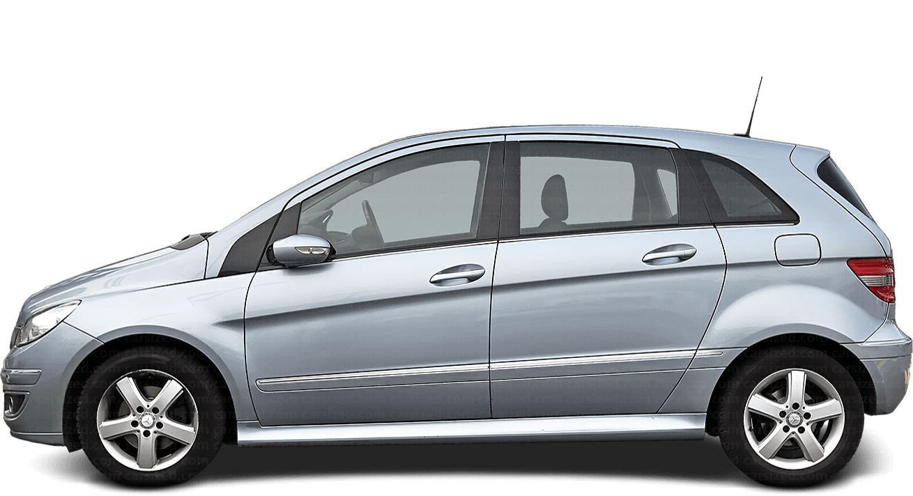 Mercedes-Benz B 5-door Estate  2005 - 2008