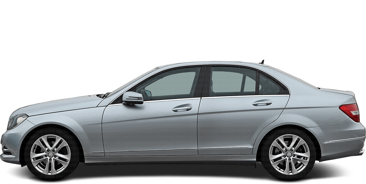 Mercedes-Benz C-Class Sedan  2007 - 2014