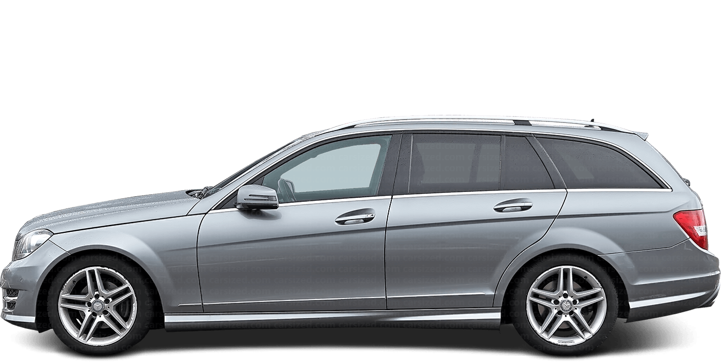 Mercedes-Benz C-Class Estate  2007 - 2014