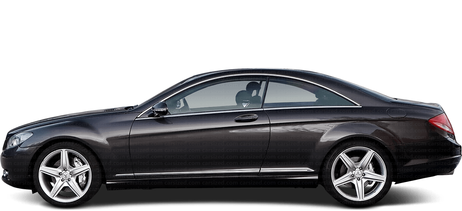 Mercedes-Benz CL coupé 2006-2014