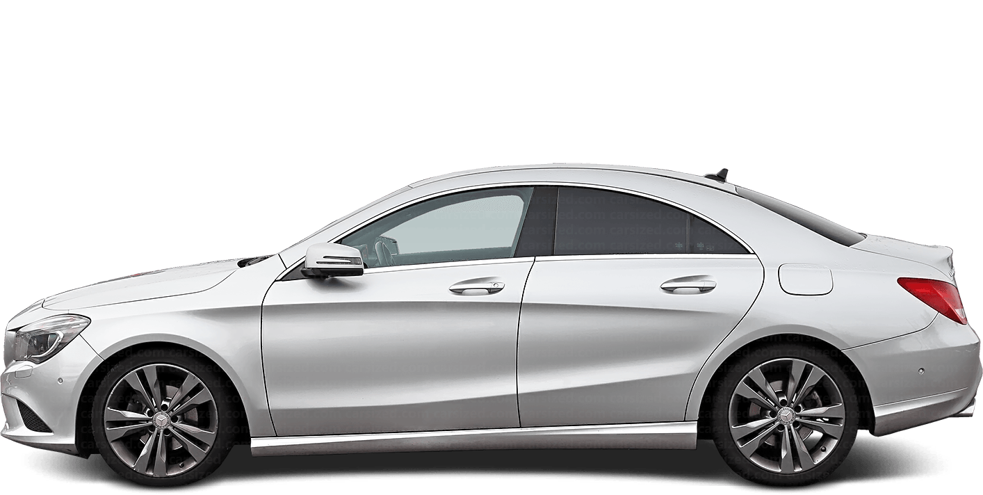 Mercedes-Benz CLA Sedan  2013 - 2019