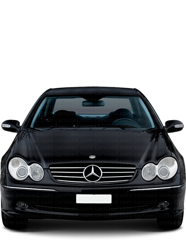 Mercedes-Benz CLK coupé 2002-2010