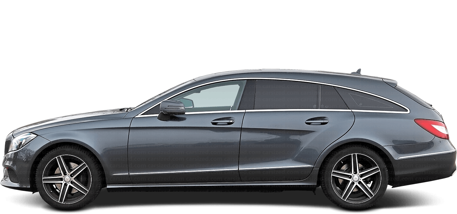 Mercedes-Benz CLS Estate 2010-2018