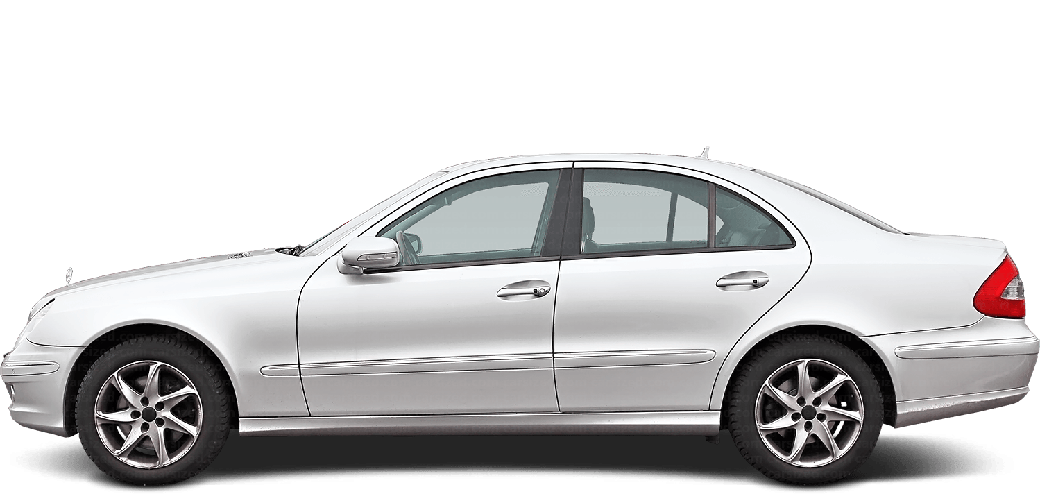 Mercedes-Benz E-Class Sedan  2007 - 2009