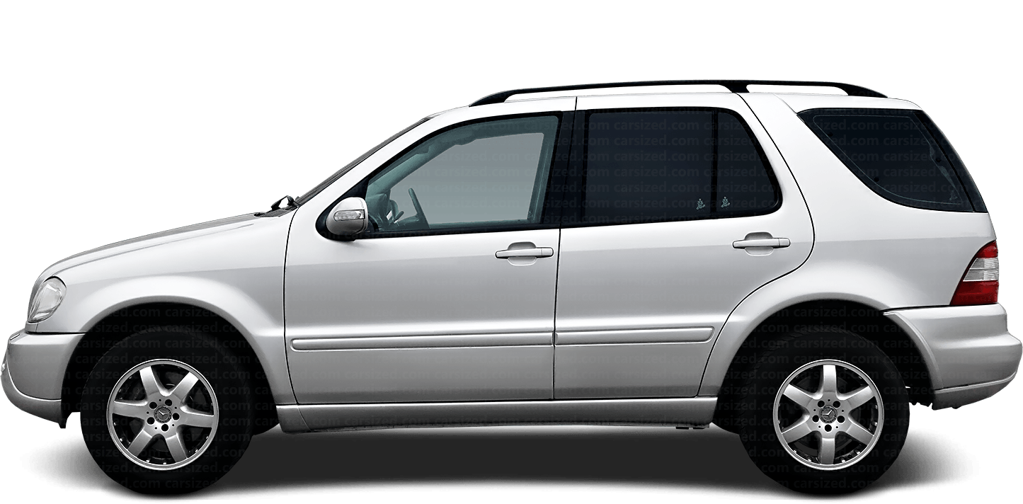 Mercedes-Benz M SUV 2001-2005