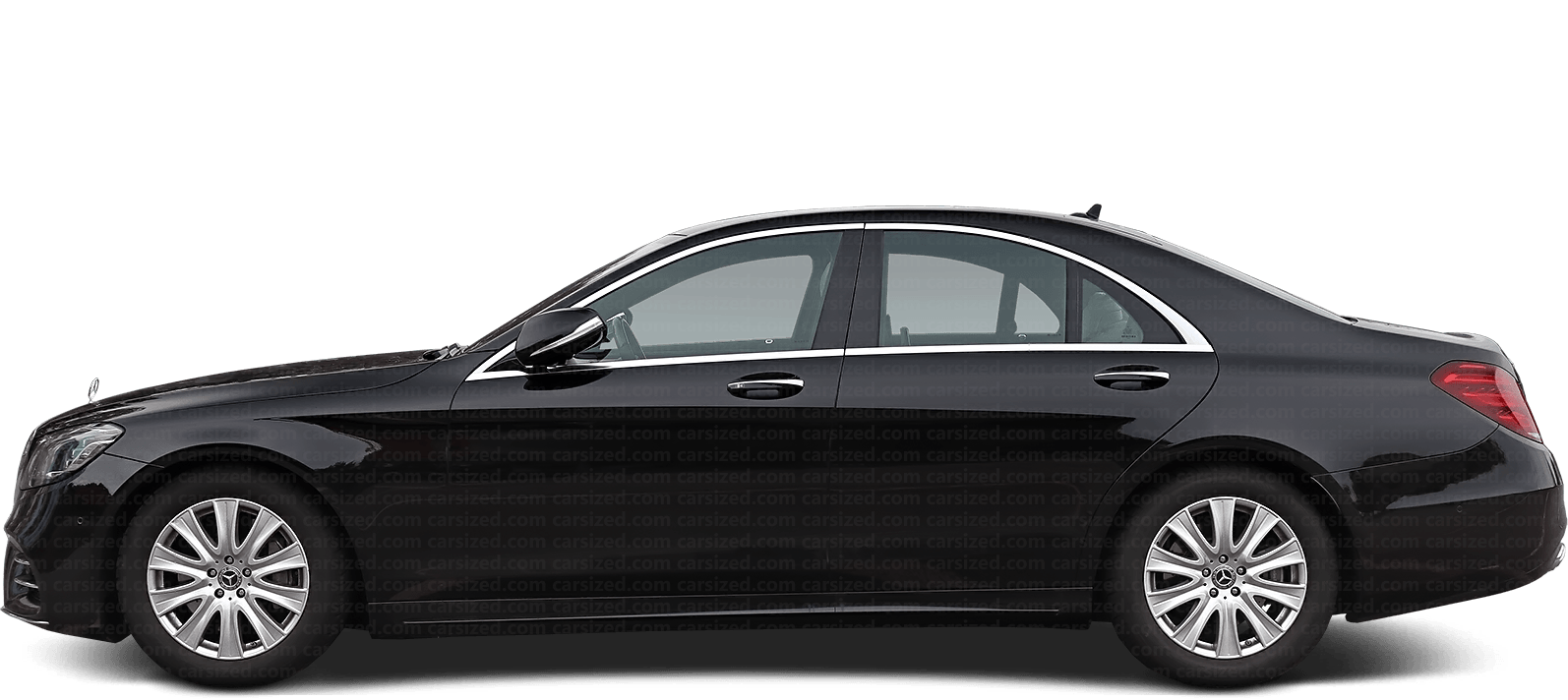 Mercedes-Benz S-Class Sedan  2018 - present