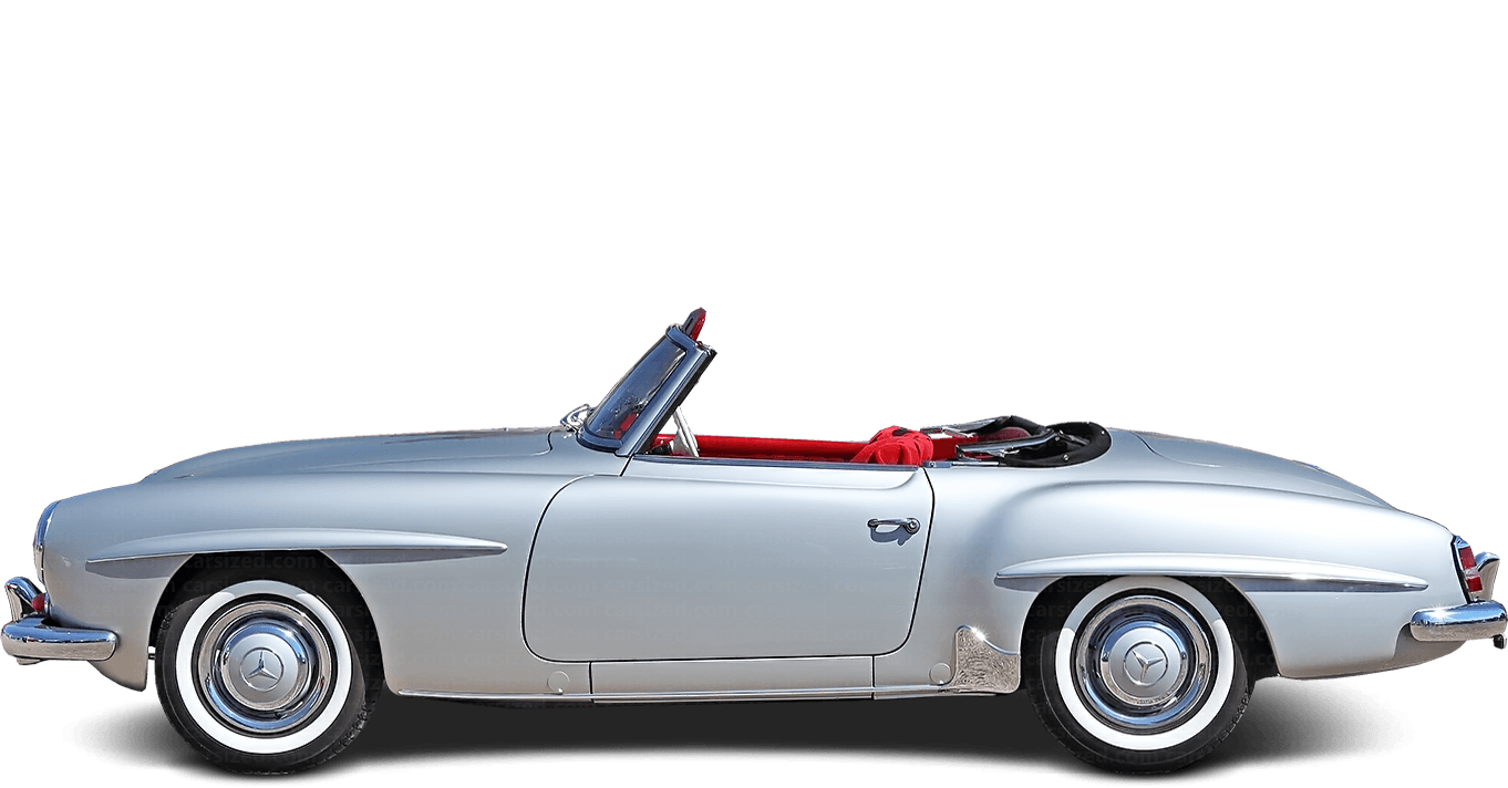 Mercedes-Benz SL Roadster 1954-1963