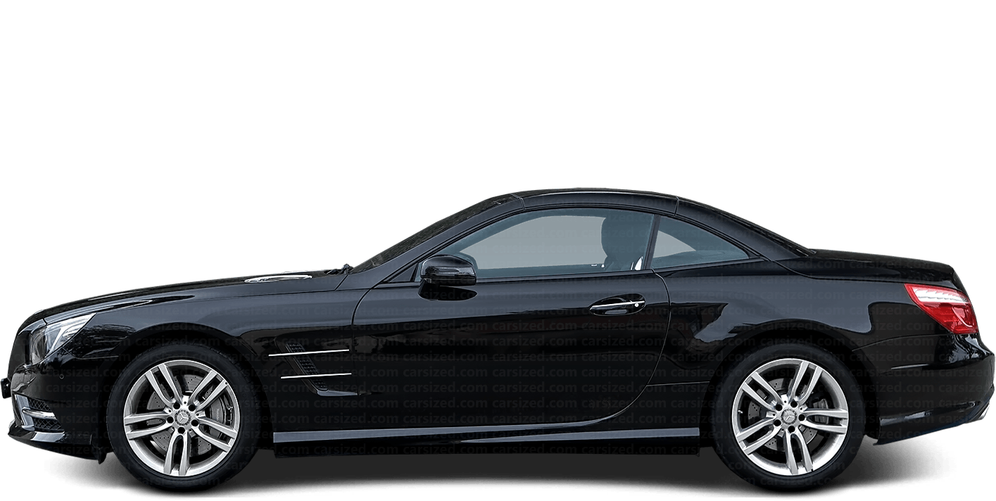 Mercedes-Benz SL Roadster 2012-present