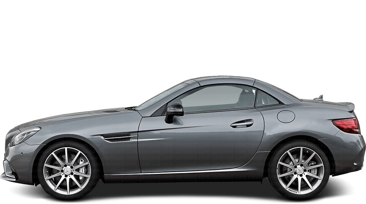 Mercedes-Benz SLK Roadster 2011-2019