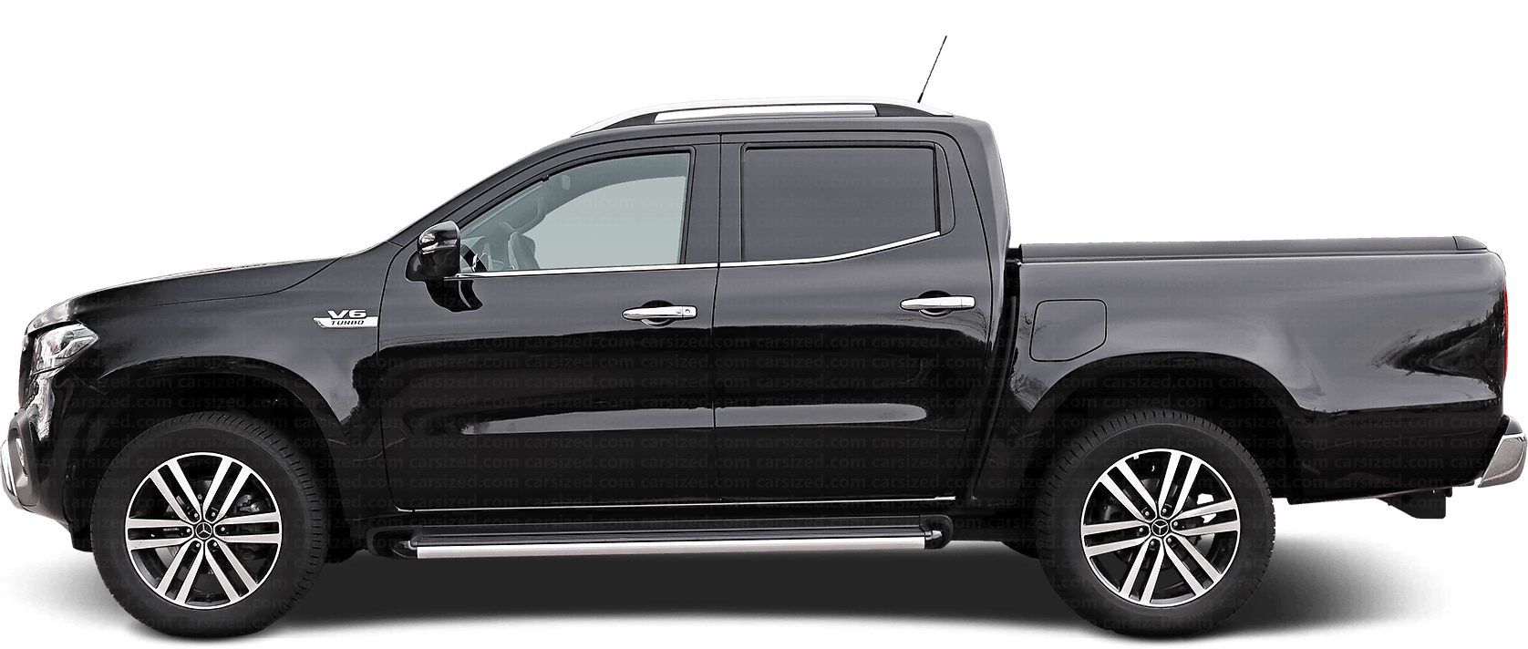 Mercedes-Benz X Pick-up 2017-present