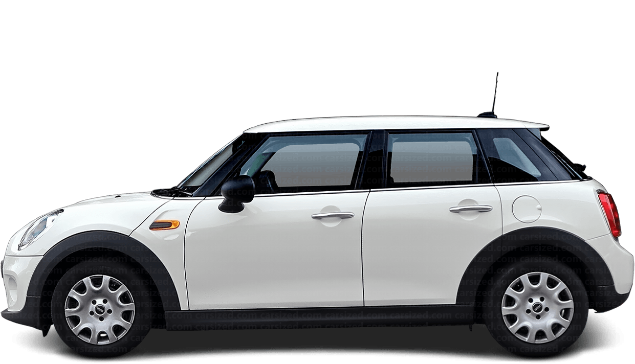 Mini Cooper Hatchback 2013-present